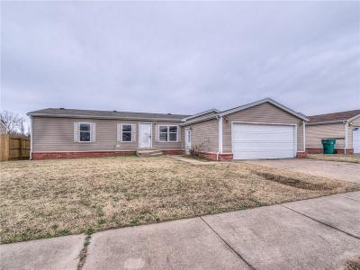 Oklahoma City Single Family Home For Sale: 4324 SE 86th Street