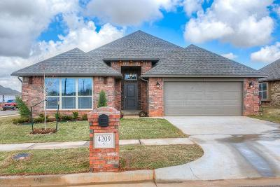 Single Family Home For Sale: 4209 NW 153rd Street