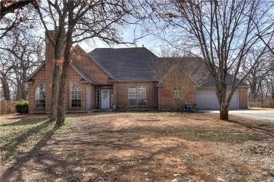Edmond Single Family Home For Sale: 6720 E Waterloo Road
