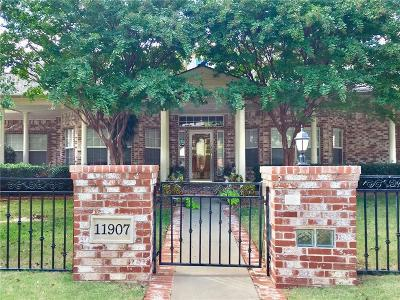Oklahoma City Single Family Home For Sale: 11907 Shady Trail Lane