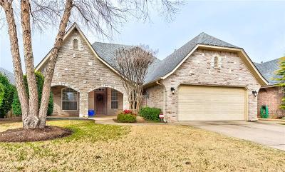 Oklahoma City Single Family Home For Sale: 17009 Picasso Drive