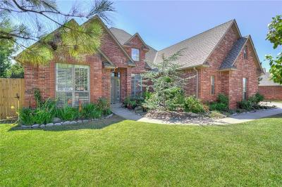 Edmond Single Family Home For Sale: 16801 Kingsley Road