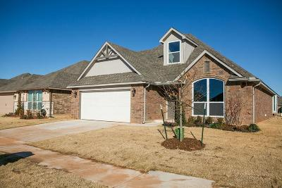 Lincoln County, Oklahoma County Single Family Home For Sale: 4201 NW 154th Street