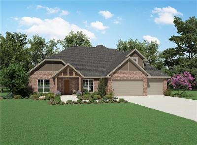 Edmond Single Family Home For Sale: 15909 Foxtail Trail