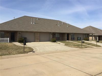 Del City Multi Family Home For Sale: 4325 Huntly Drive