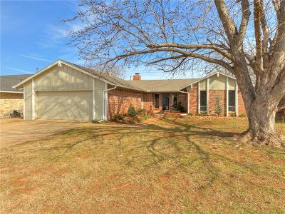 Oklahoma City Single Family Home For Sale: 11612 Bevenshire Road