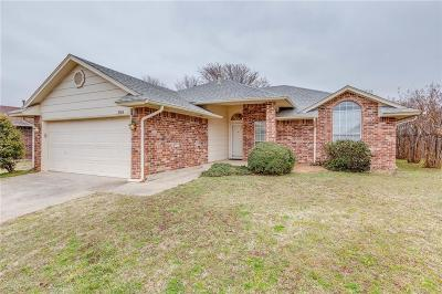 Norman Single Family Home For Sale: 3505 Shadow Street