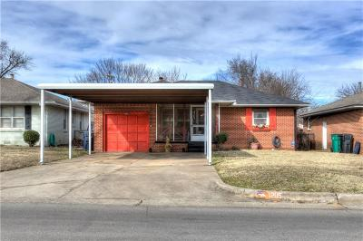 Oklahoma City Single Family Home For Sale: 1205 NW 89th Street