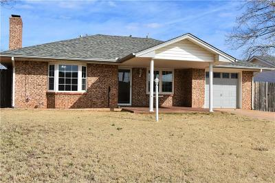 Elk City Single Family Home For Sale: 119 Mitchell Drive