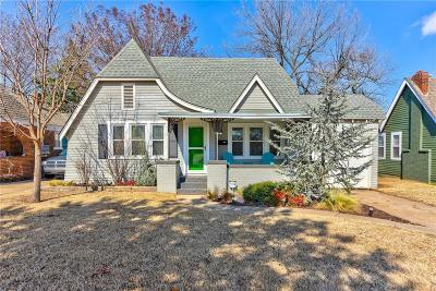 Oklahoma City Single Family Home For Sale: 2517 NW 20th Street