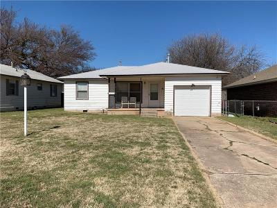 Oklahoma City Single Family Home For Sale: 2429 SW 41st Street