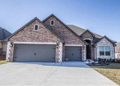 Edmond Single Family Home For Sale: 5009 Crater Lake Drive