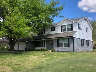 Oklahoma City OK Single Family Home For Sale: $425,000