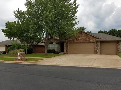 Edmond Single Family Home For Sale: 2017 Cedar Meadow Lane