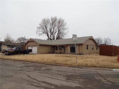 Oklahoma City Single Family Home For Sale: 7013 S Villa