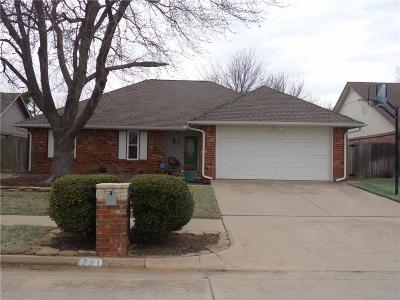Oklahoma City Single Family Home For Sale: 721 Waterview Road