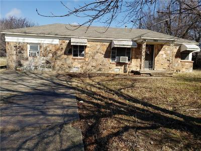 Midwest City Single Family Home For Sale: 8801 NE 10th Street