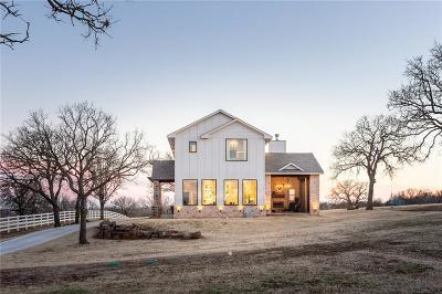 Arcadia OK Single Family Home For Sale: $599,000