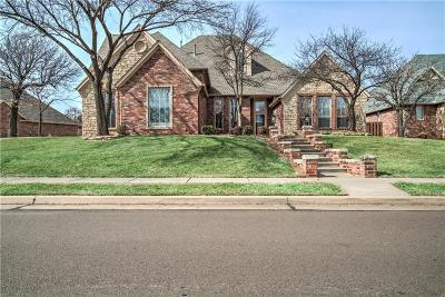 Edmond Single Family Home For Sale: 4325 Man O War Drive