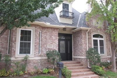 Oklahoma City Condo/Townhouse For Sale: 10600 Chardonnay Drive