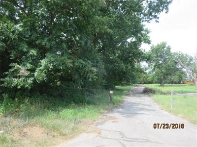 Midwest City Residential Lots & Land For Sale: NE 23rd & Randolph Street