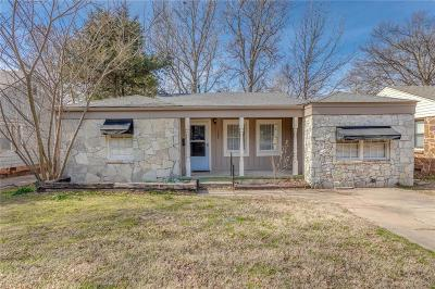Norman Single Family Home For Sale: 1384 Classen Boulevard