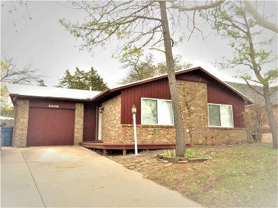 Edmond Single Family Home Pending