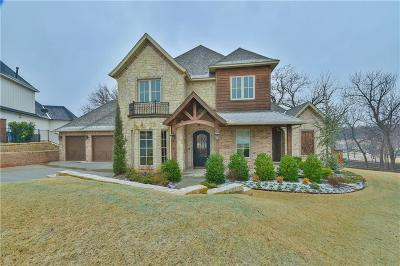 Edmond Single Family Home For Sale: 2616 Roaring Fork Trail
