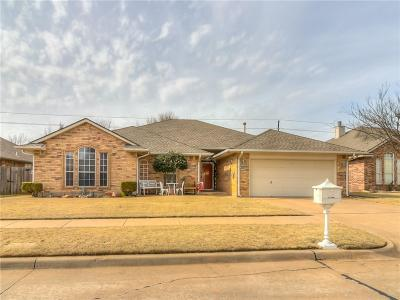 Oklahoma City Single Family Home For Sale: 7517 Green Meadow Lane