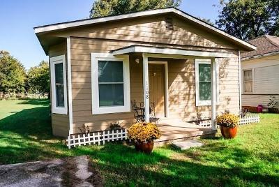 Single Family Home For Sale: 1108 W Hayes Street