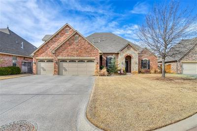 Midwest City Single Family Home Pending: 1431 Emma Drive