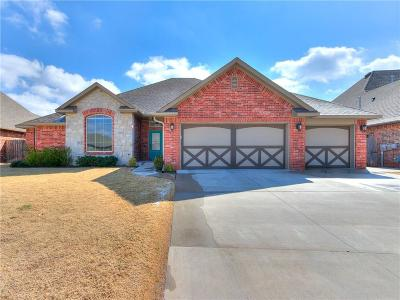 Edmond Single Family Home For Sale: 1532 NW 174th Circle