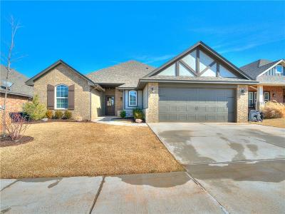 Edmond Single Family Home For Sale: 18604 Maidstone Lane