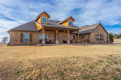 Edmond Single Family Home For Sale: 13521 S Anderson Road