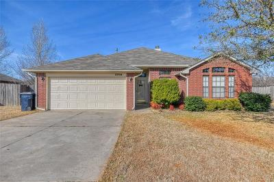 Oklahoma City Single Family Home For Sale: 8904 Scirocco Circle
