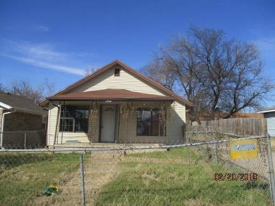 Shawnee Single Family Home For Sale: 1314 E Alice Street