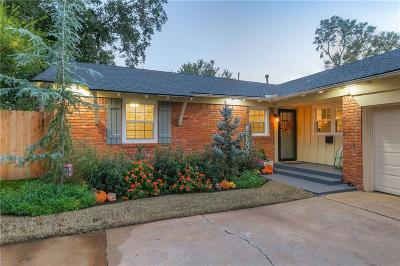 Oklahoma City Single Family Home For Sale: 1912 Colebrook Drive