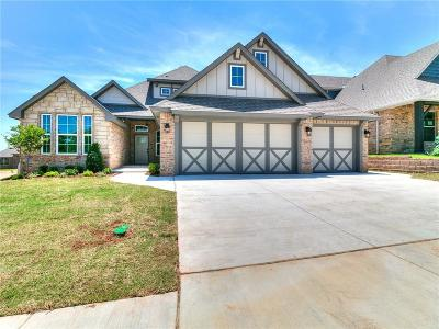 Edmond Single Family Home For Sale: 8132 Crew Lane