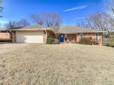 Edmond Single Family Home For Sale: 905 Ridgecrest Road