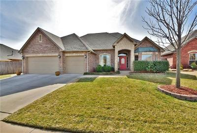 Edmond Single Family Home For Sale: 4624 NW 157th Terrace