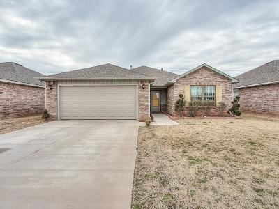 Yukon Single Family Home For Sale: 7217 Prairie Twyne Drive