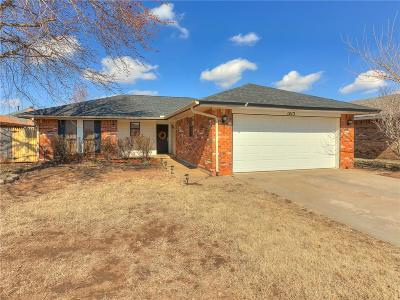 Yukon Single Family Home For Sale: 1413 Viola Drive