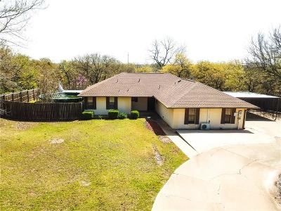 Choctaw Single Family Home For Sale: 3222 Oakbriar Drive
