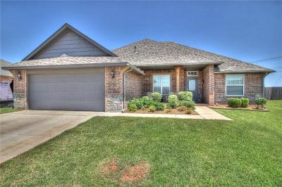 Edmond Single Family Home For Sale: 15800 Montague Drive