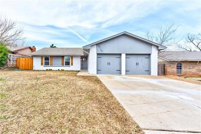 Oklahoma City Single Family Home For Sale: 8729 Dena Lane