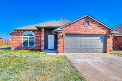 Edmond Single Family Home For Sale: 2193 Scissortail Landing Drive