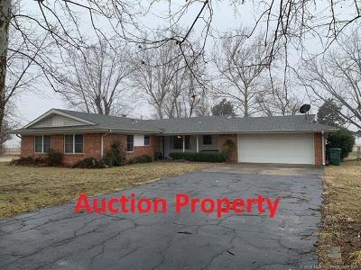 Shawnee Single Family Home For Sale: 20 Clark Circle