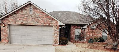 Edmond Single Family Home For Sale: 1705 NW 172nd Street