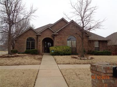 Edmond Single Family Home For Sale: 500 NW 143rd Street