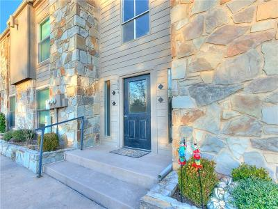 Oklahoma City OK Condo/Townhouse For Sale: $110,000